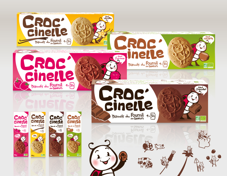 packs croc'cinelle